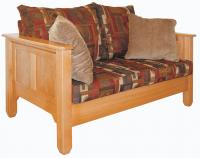 Shaker Seating Love Seat
