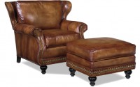 Samson Chair 3961 and Samson Ottoman 3960